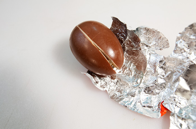 chocolate easter