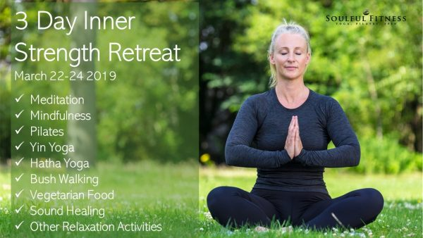 soulful fitness 3 day retreat - In the Cove