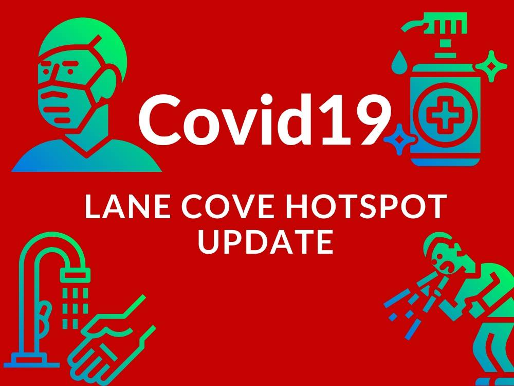 NSW Health Explains Why Lane Cove is Now a COVID 19 ...