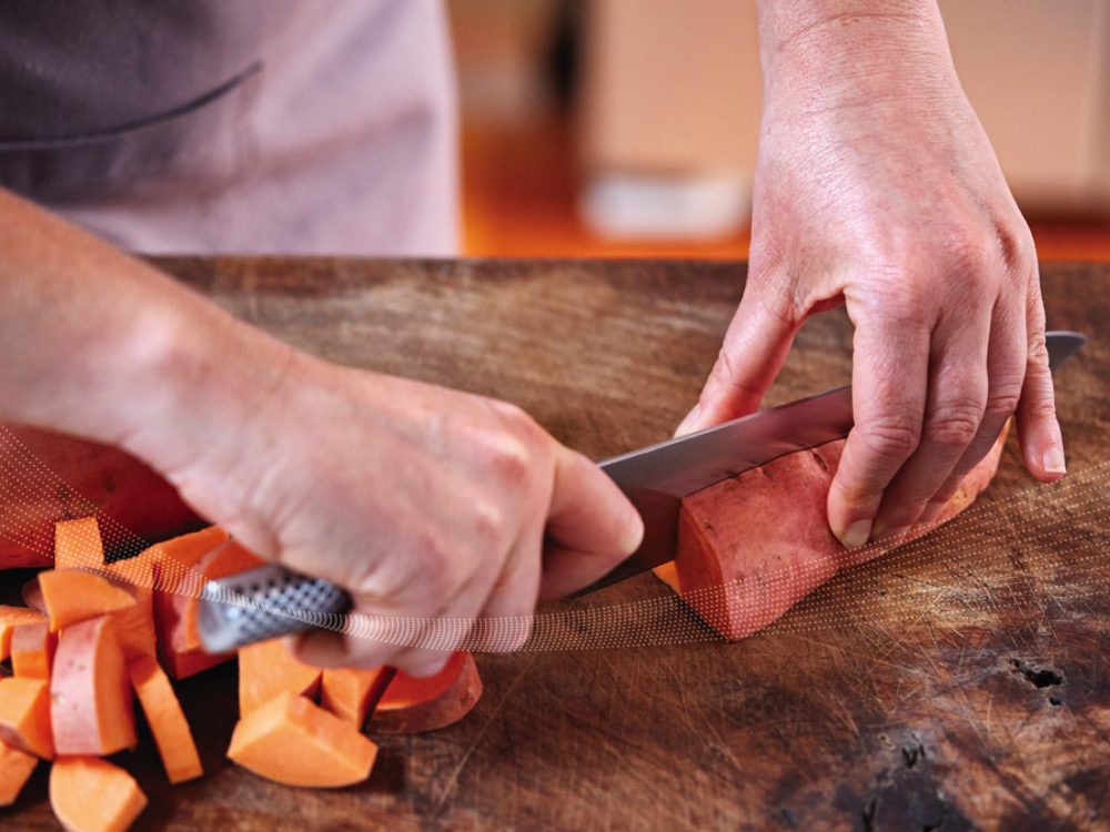 How to use Knives safely