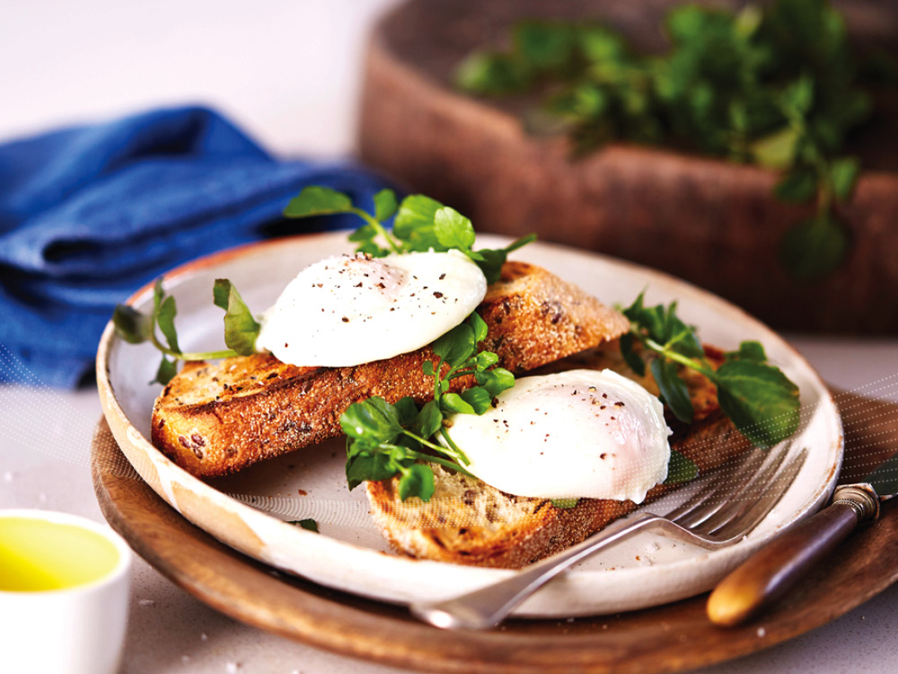 How to cook the perfect Poached Eggs
