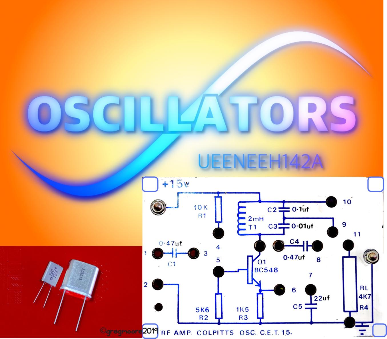 oscillators hdr