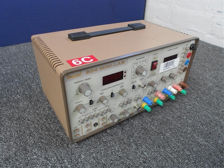bwd604 minilab
