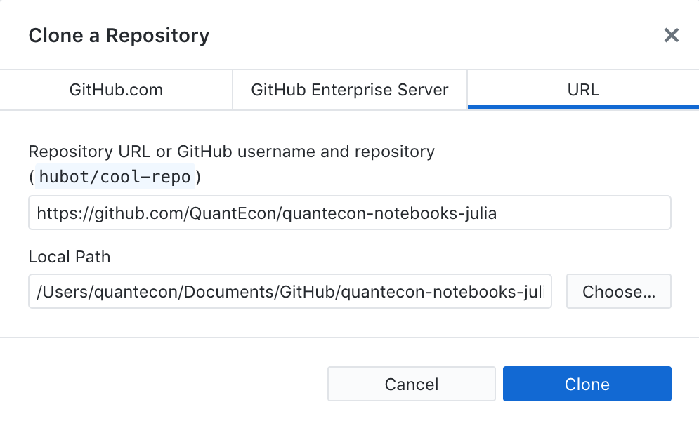 Setting up Your Julia Environment – Quantitative Economics