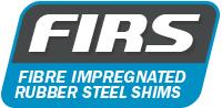 Fibre Impregnated Rubber Steel Shims