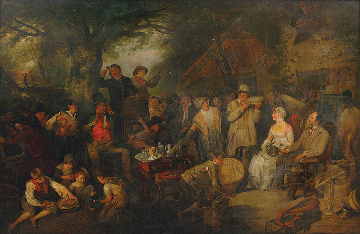 Auction Painting 181