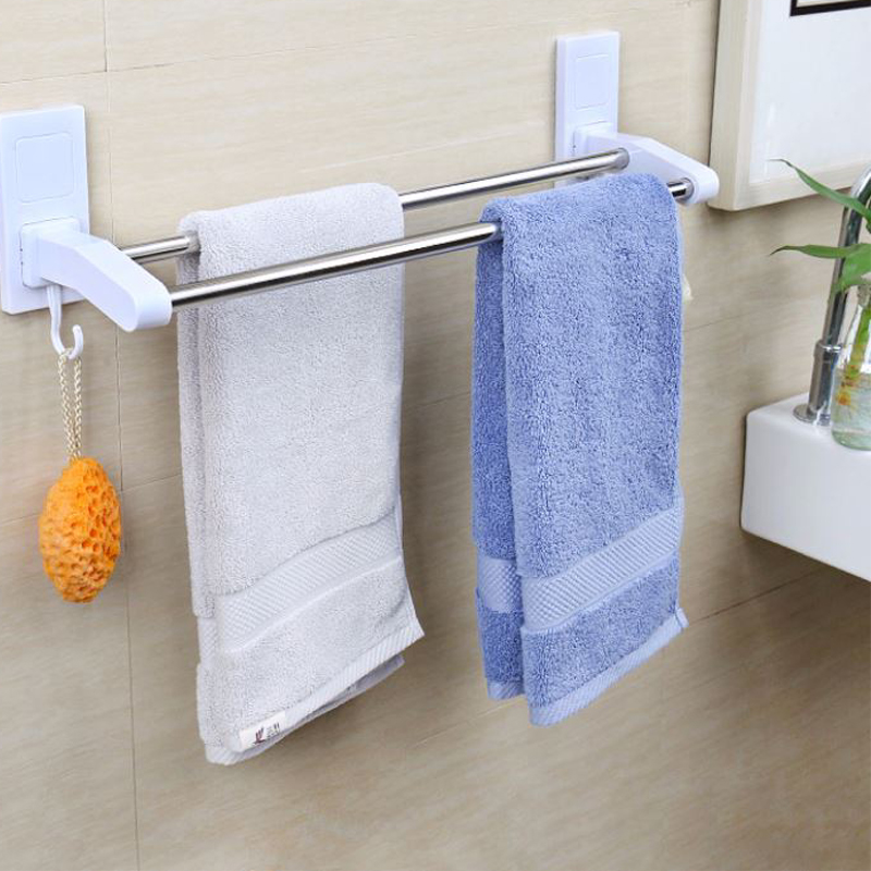Super Strong Adhesive Clear Pad Suction Cup Double Towel