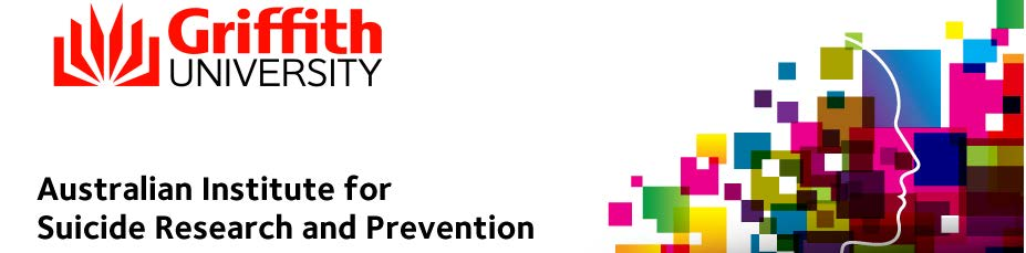 Australian Institute for Suicide Research and Prevention (AISRAP) logo
