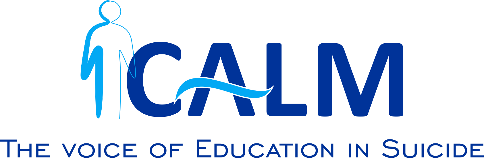 CALM The Voice of Education in Suicide logo