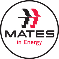 MATES in Energy logo