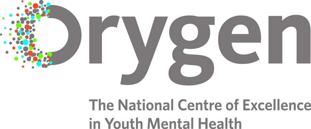 Orygen, The National Centre of Excellence in Youth Mental Health logo