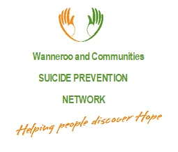 Wanneroo and Communities Suicide Prevention Network logo