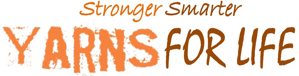 Stronger Smarter Yarns for Life logo