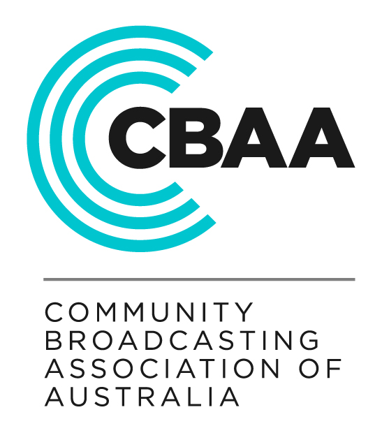 Community Broadcasting Association of Australia (CBAA) logo