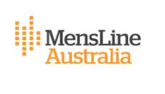 MensLine Australia  logo