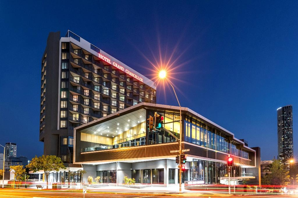 Hotel Grand Chancellor, Brisbane CBD | Integrity Property ...