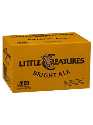 Bright Ale Carton
