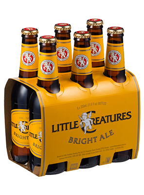 Bright Ale 6 Pack
