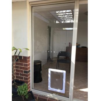 Pet Door, Dog Door, Cat Door - $50 Discount! - Large Pet Door
