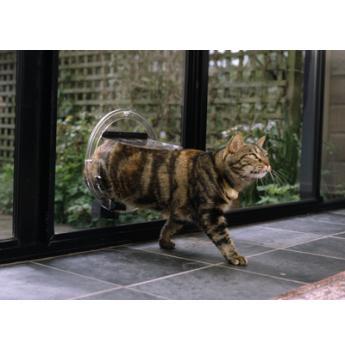 Pet Door, Dog Door, Cat Door - $50 Discount! - Transcat Cat Door