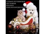 Promotions ULTIMATE PET CHRISTMAS GIFT HAMPER GIVEAWAY