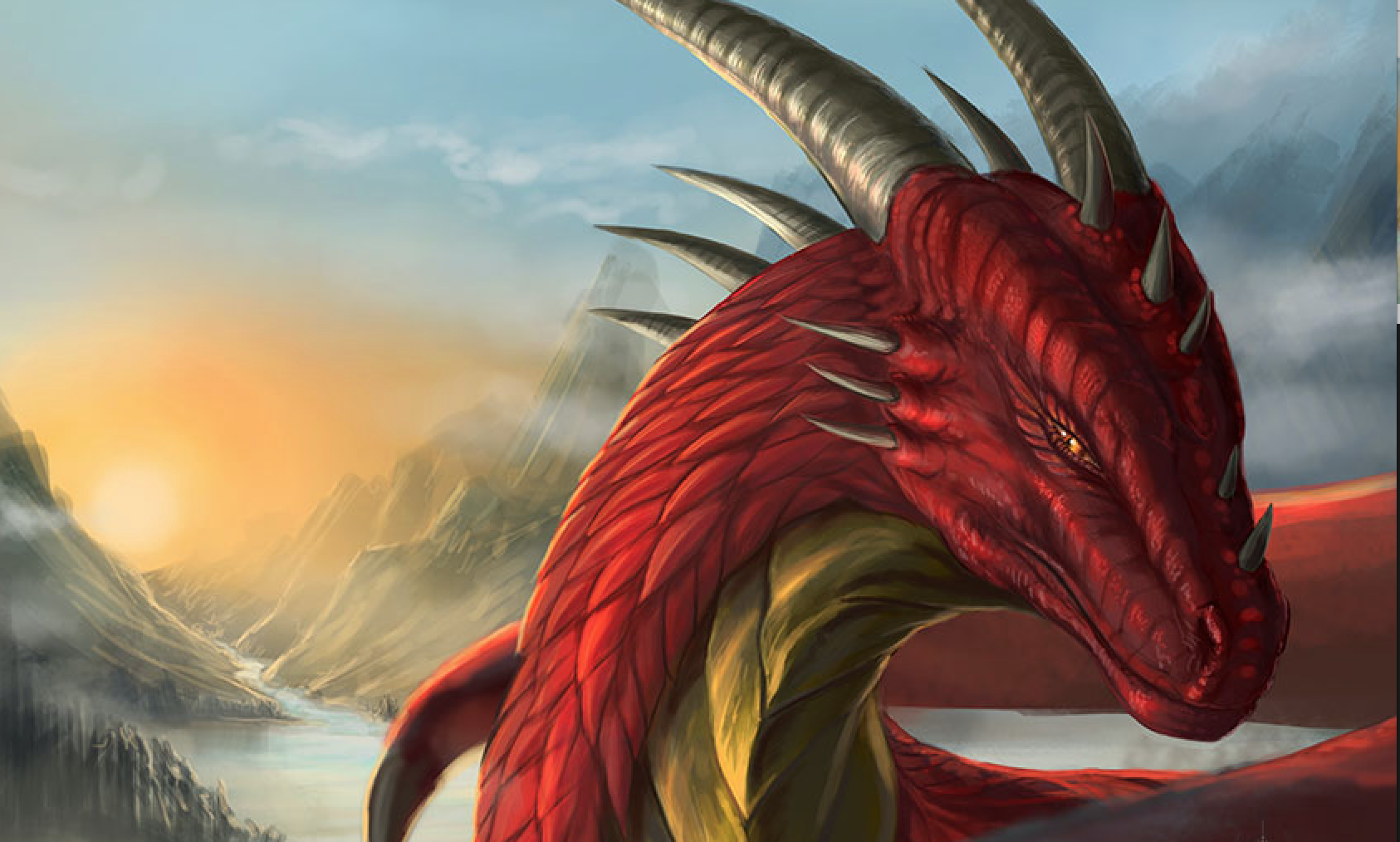 Red Fire Dragon: Introducing The Red Dragon