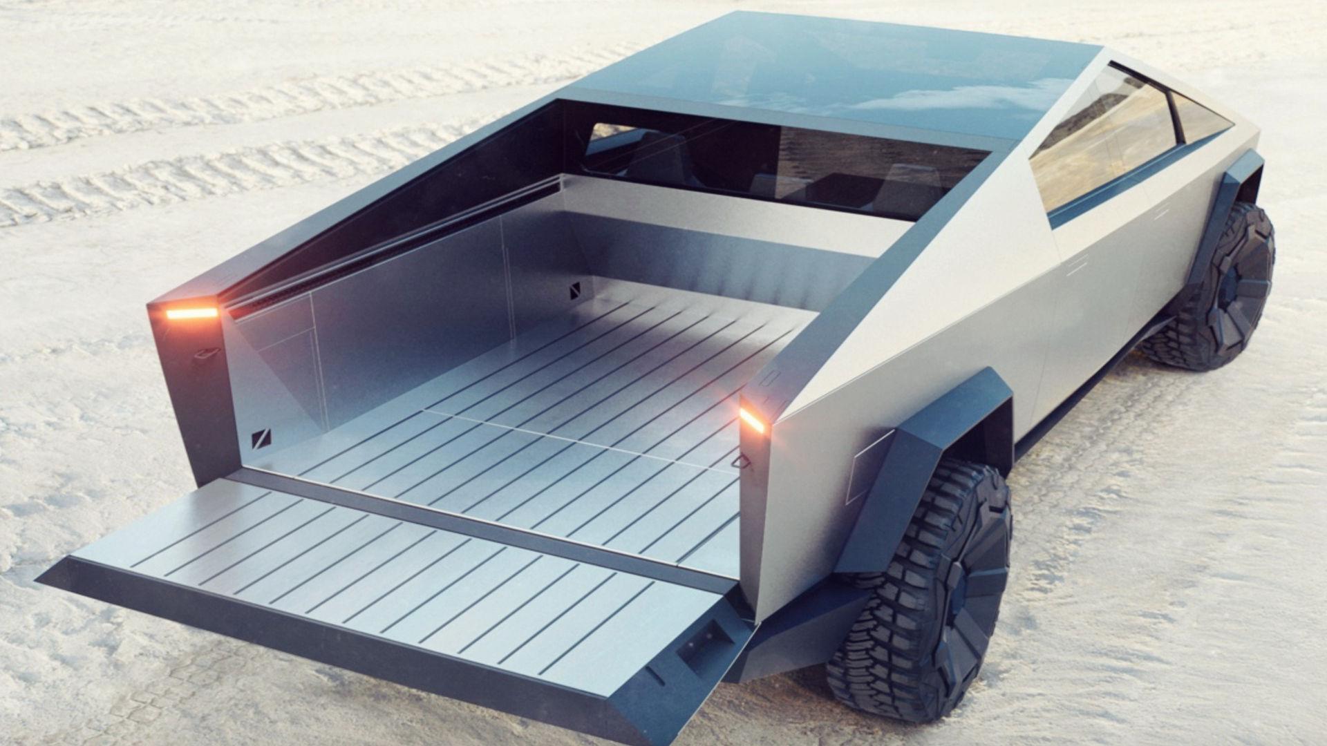 Tesla Cybertruck on sale in Australia   Loaded 4X4