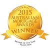 Australian Mortgage Awards Winner 2015 - Broker of the Year