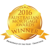 Australian Mortgage Awards Winner 2016 - Brokerage of the Year - Franchise