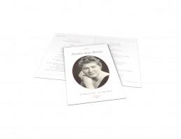 funeral booklet design sydney
