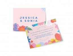 unique wedding invitations sydney