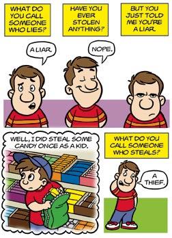 Comic Tract