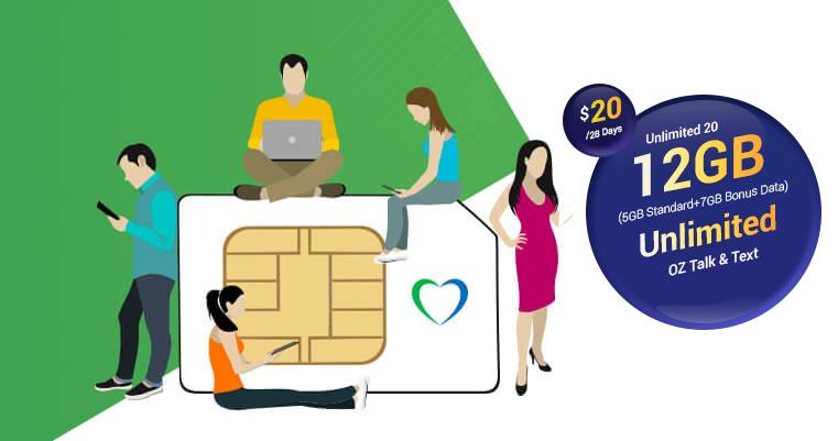 Transfer Your Number, Prepaid SIM Card | Lycamobile Australia