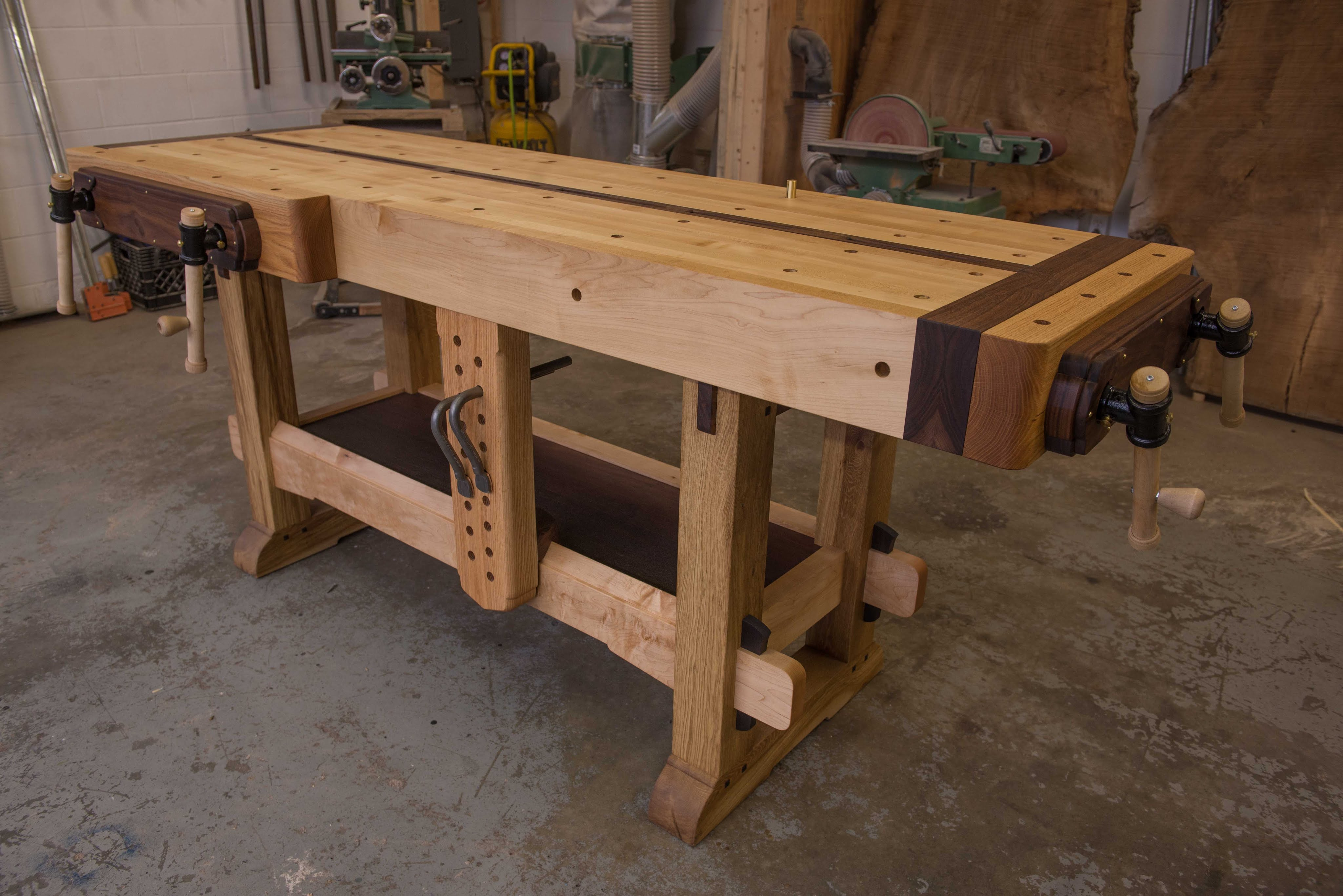 How to Build the Samurai Workbench