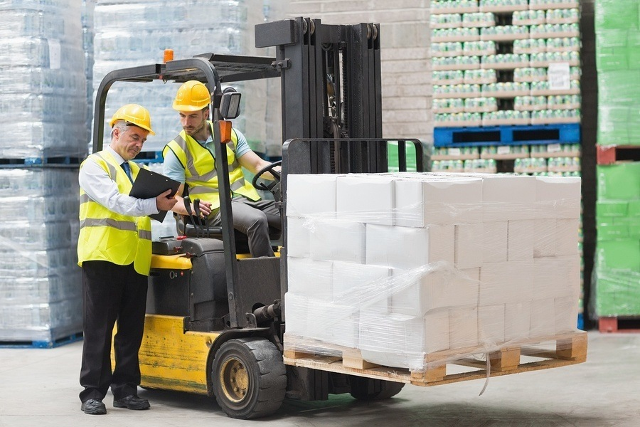 The Basics: Forklift Training & Licencing