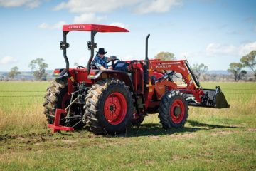 farming machinery tractor