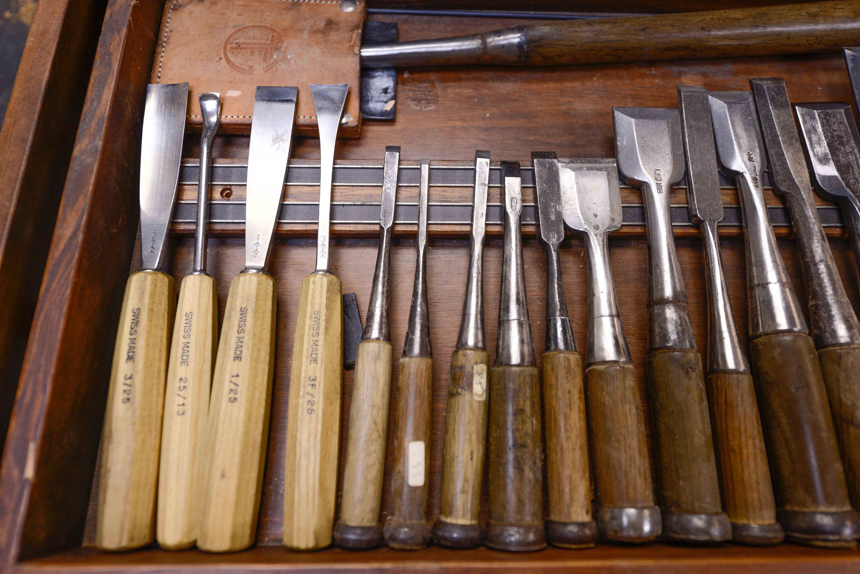 Craftsman's Choice: Traditional Japanese Woodworking Tools