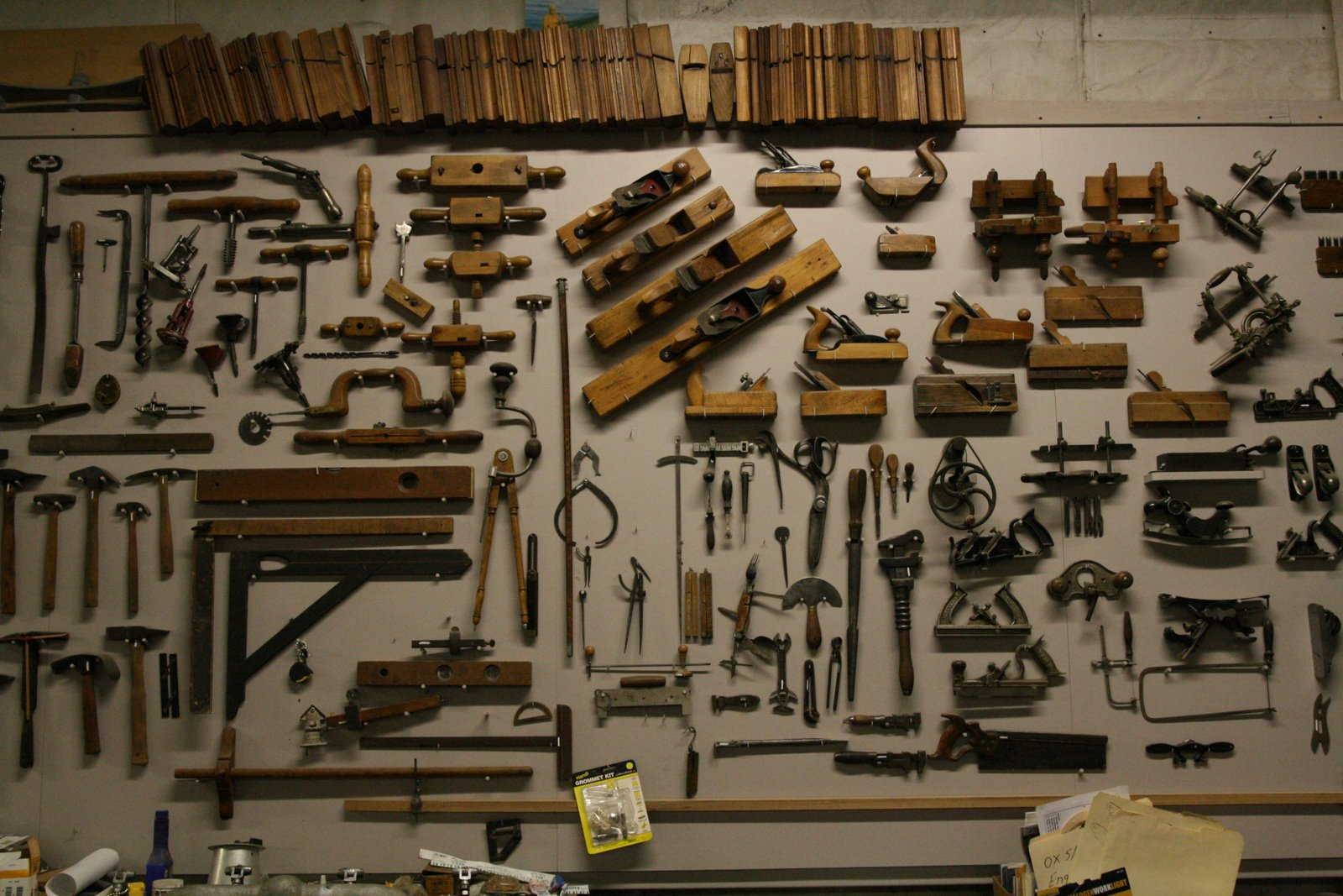 100 Years Ago Today: Antique Woodworking Tools