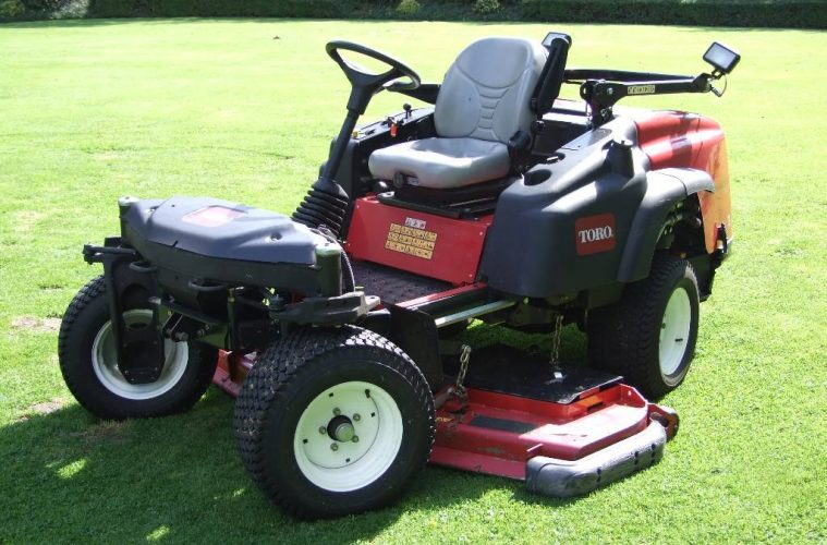 Toro groundsmaster 360 quad steer
