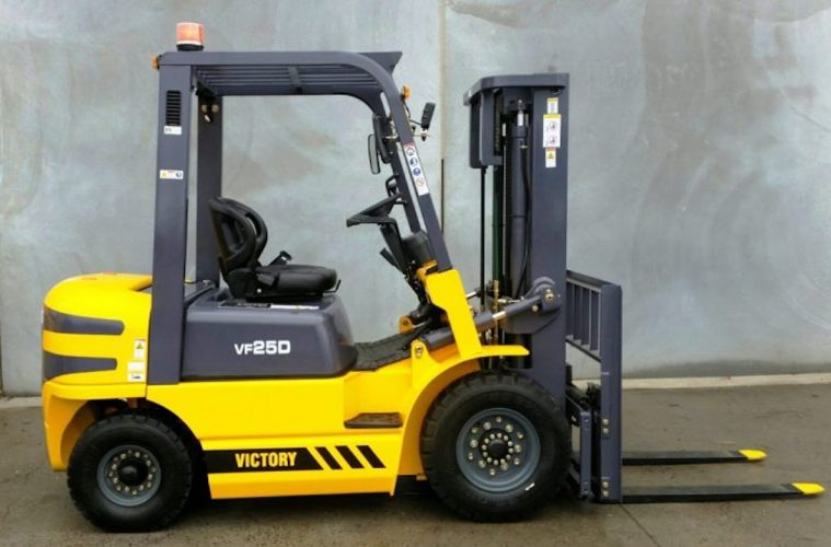Victory VF25D Counterbalance Forklift