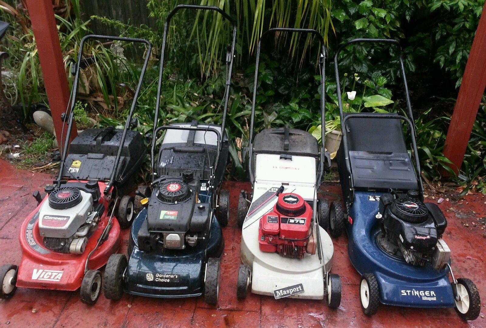 Outdoor Power Equipment Battle: Masport vs Victa