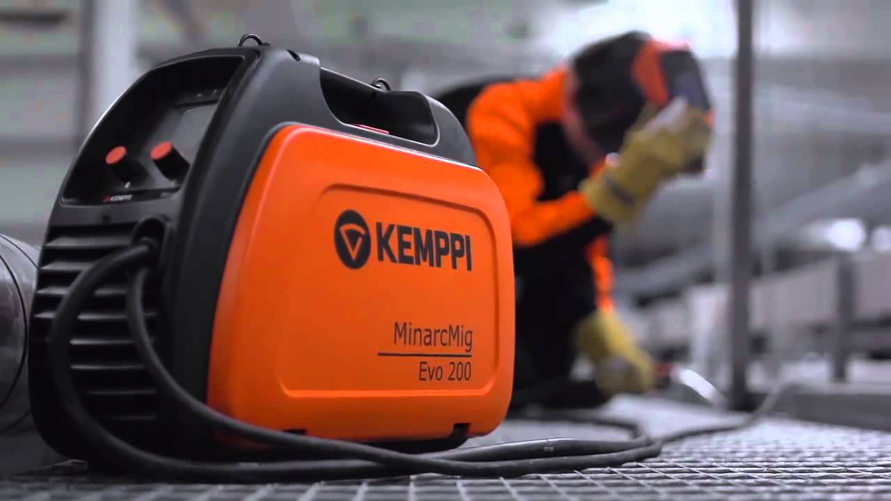 Review: Kemppi MinarcMig EVO 200 Single Phase Mig Welders