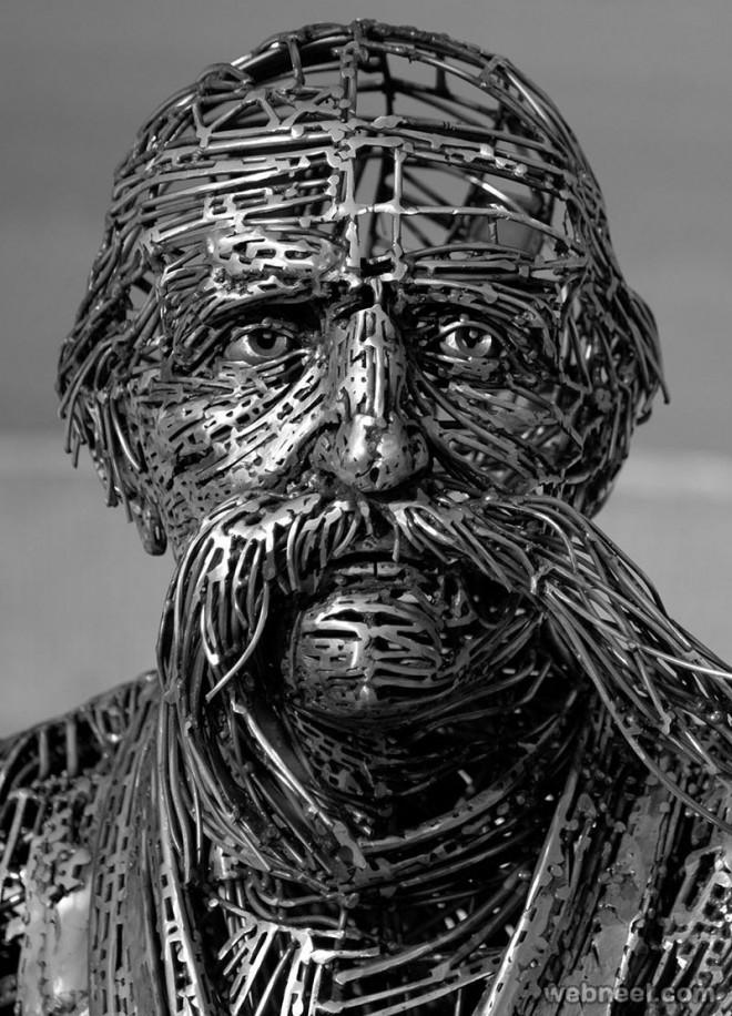 Amazing Metal Art Sculptures & Metal Artists in Australia