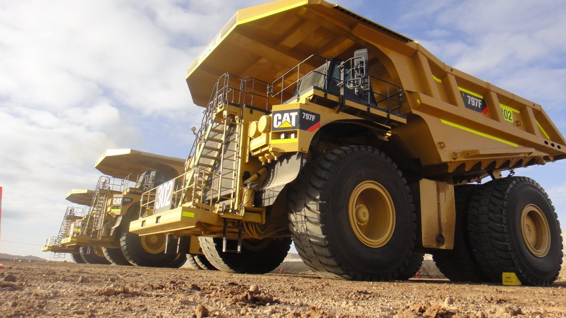 Inside Australia's Biggest Machines: Cat 797 Powertrain Haul Truck