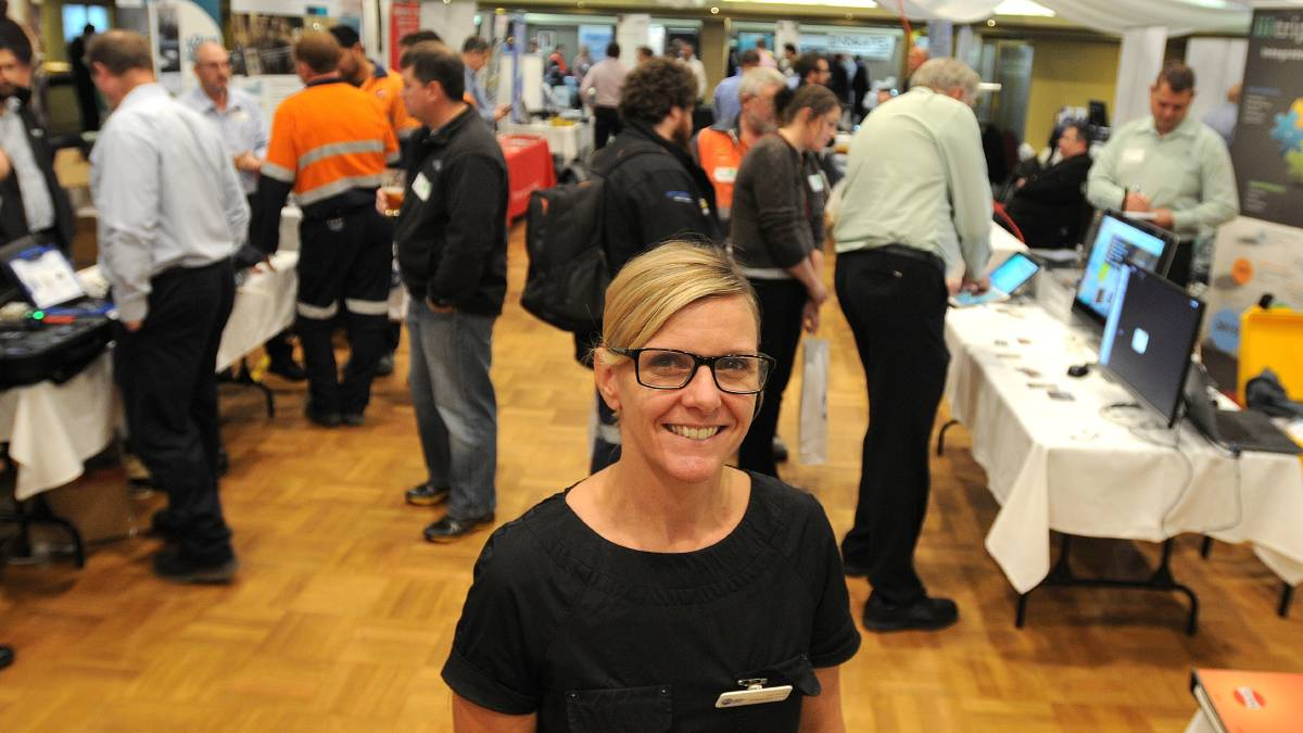 The Institute of Instrumentation Control and Automation (IICA) Sydney manager Julie Meynell
