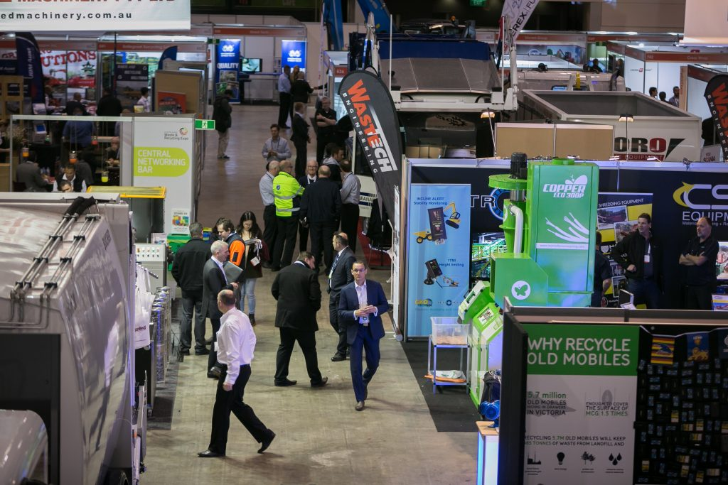 the AWRE brings the best exhibitors together