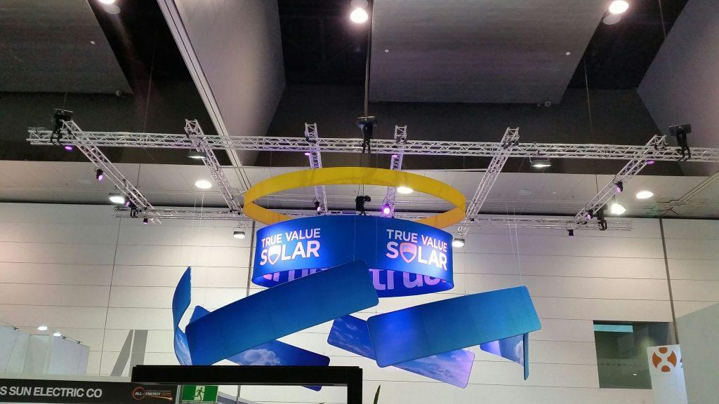true value solar banner