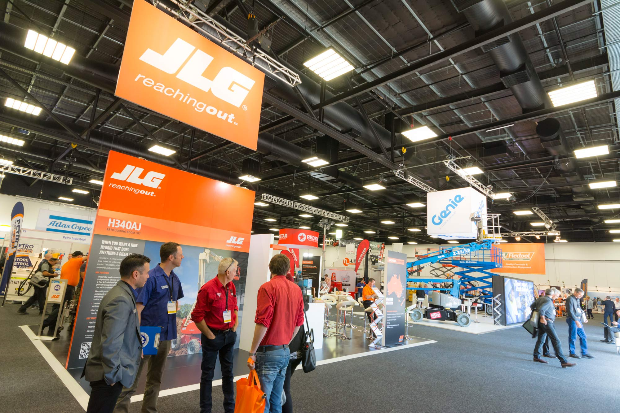 Hire expo showgrounds
