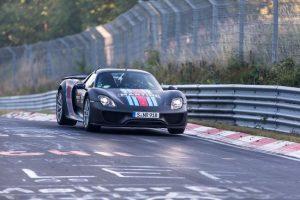 Porsche 911 Spyder