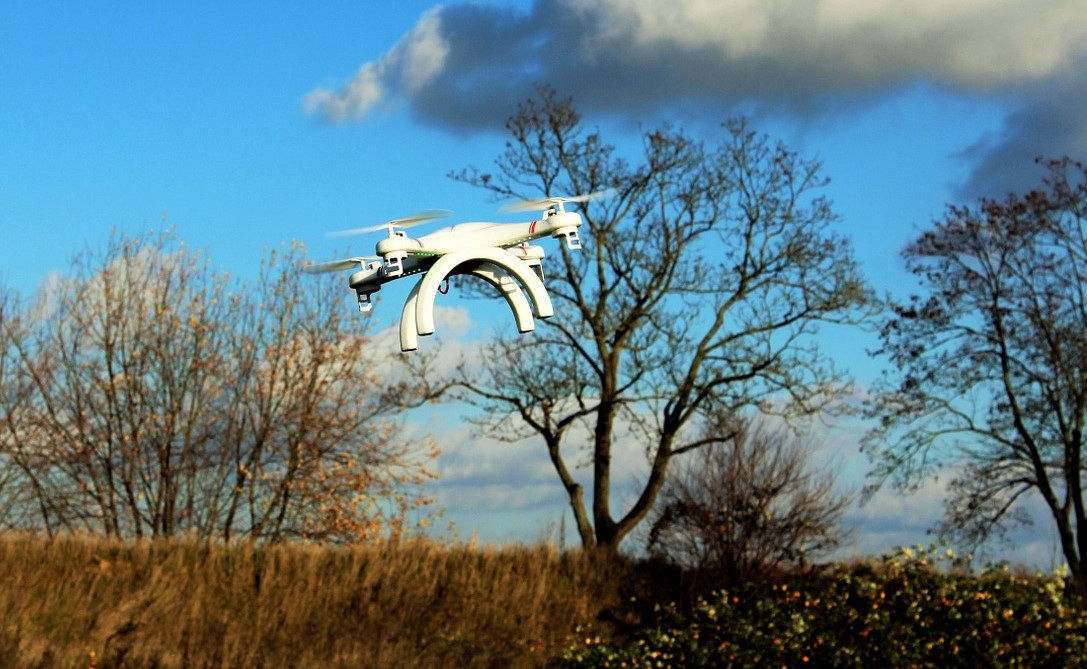 Drones: The Future of Farming?